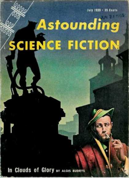 Astounding Stories 296 - Alien - Space City - Lost In Space - Worlds At War - Conquest Of A Nation