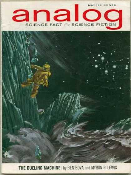 Astounding Stories 390 - May - The Dueling Machine - Humanoid - Waves - Plants