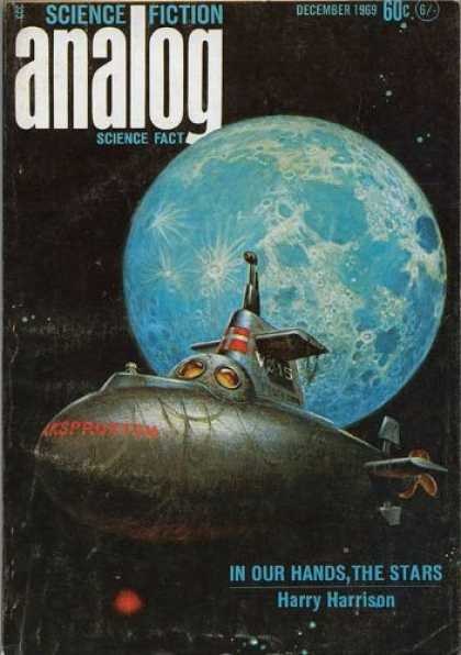 Astounding Stories 469 - Space - December 1969 - Science Fiction - In Our Hands The Stars - Harry Harrison
