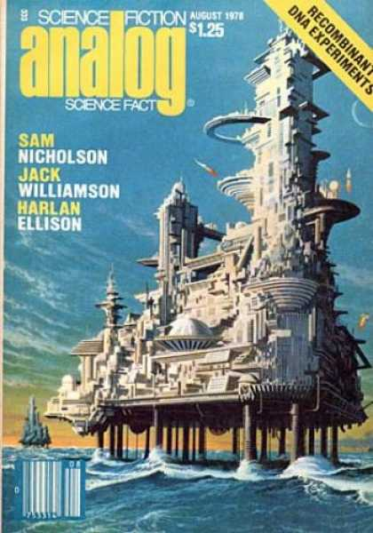 Astounding Stories 573 - Science - Fiction - Analog - Fact - Recombinant
