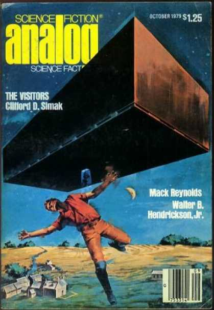 Astounding Stories 587 - Letters - Space - October 1979 - Man - Land