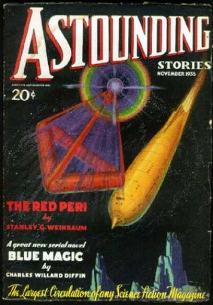 Astounding Stories 60