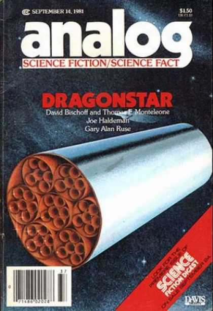 Astounding Stories 611 - Analog - Science - Fact - Fiction - Dragonstar