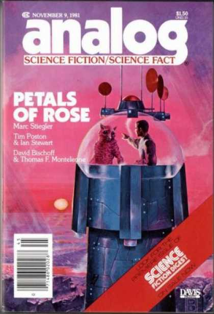Astounding Stories 613 - Petals Of Rose - Cat - Dome - November 9 1981 - Marc Stiegler