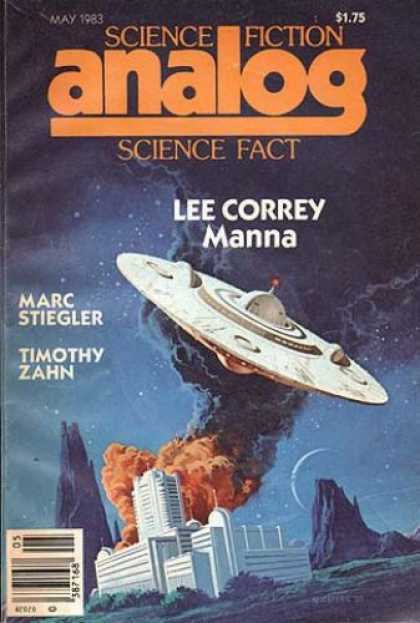 Astounding Stories 632 - Lee Correy - Manna - Marc Stiegler - Timothy Zahn - Spacecraft