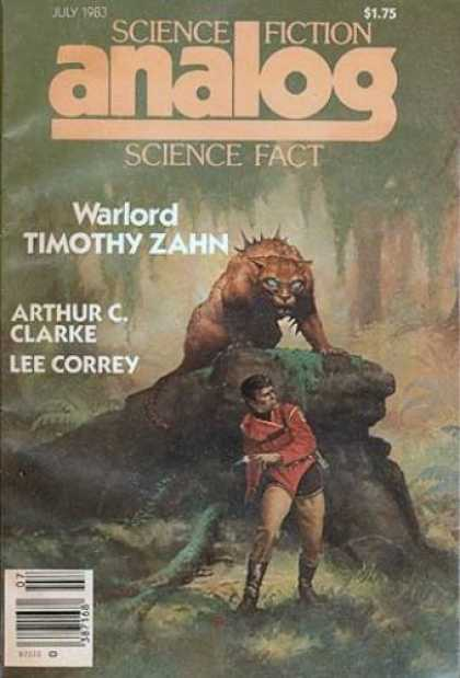 Astounding Stories 634 - Sci-fi - Warlord - Zahn - Clarke - Stories