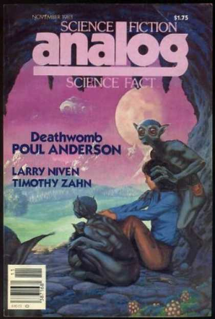 Astounding Stories 639 - Deathwomb - November 1983 - Poul Anderson - Larry Niven - Timothy Zahn