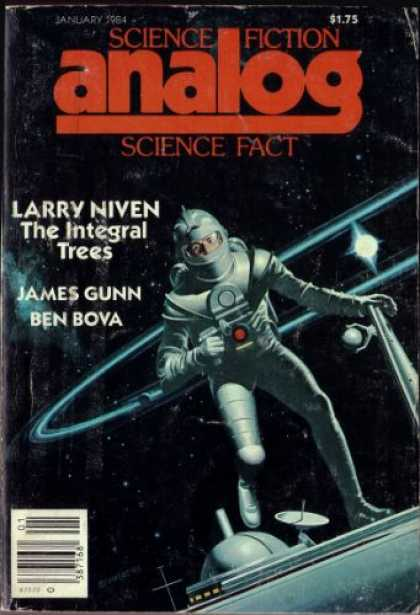 Astounding Stories 641 - January 1964 - Larry Niven - The Integral Trees - James Gunn - Ben Bova