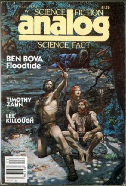Astounding Stories 643 - Floodtide - March - Barbarians - Arrows - Humanoid