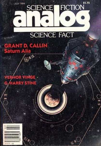 Astounding Stories 647 - Scienc Fiction - Stars - Outer Space - Probe - Galaxy
