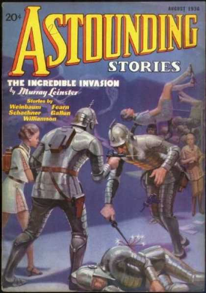 Astounding Stories 69