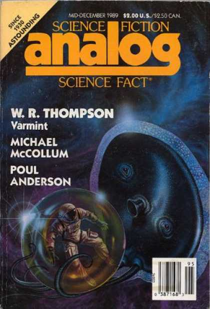 Astounding Stories 718 - Astronaut - Varmint - Thompson - Mccollum - Anderson