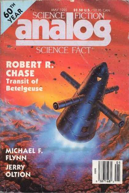 Astounding Stories 723 - Robert R Chase - Transit Of Betelgeuse - May 1990 - Michael F Flynn - Jerry Oltion