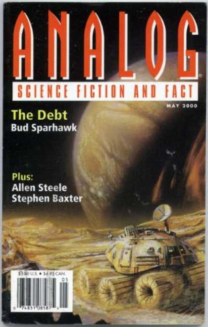 Astounding Stories 846 - Planet - Rover - The Debt - May 2000 - Space Craft