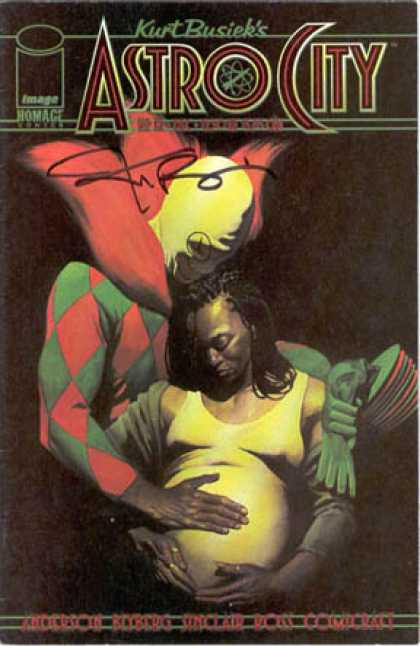 Astro City 12 - Image - Homage - African American - Woman - Hair Braids