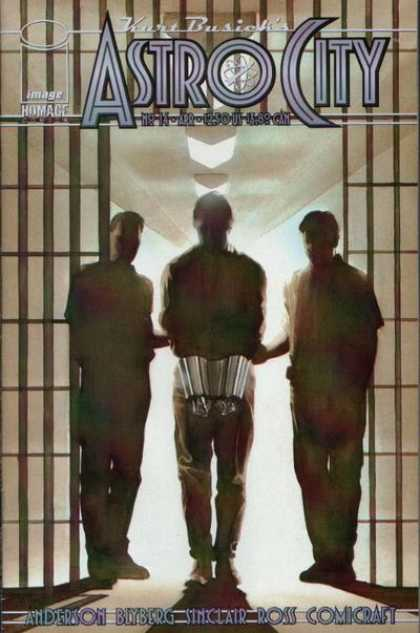 Astro City 14 - Prison - Busicks - Ross - Anderson - Blyberg