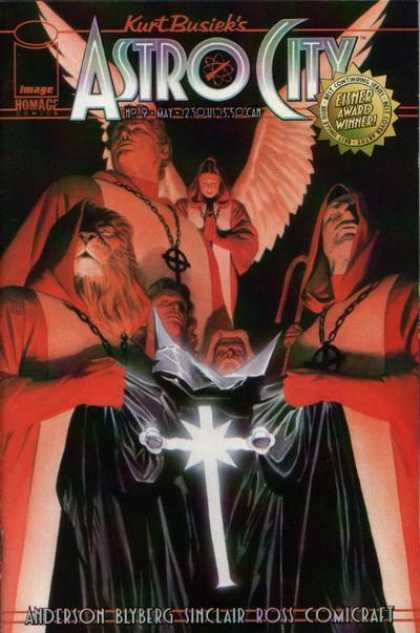 Astro City 9 - Eisner Award Winner - Sinclair - Anderson - Blyberg - Ross