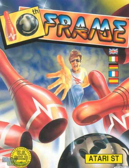 Atari ST Games - 10th Frame