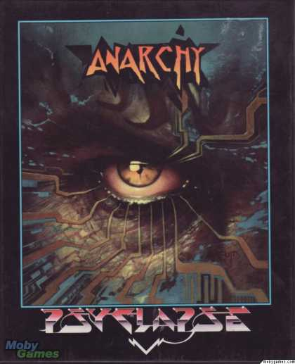 Atari ST Games - Anarchy