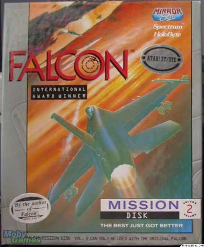 Atari ST Games - Falcon Operation: Firefight