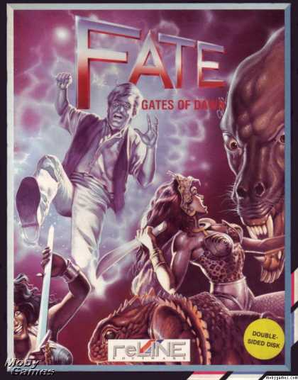 Atari ST Games - Fate: Gates of Dawn
