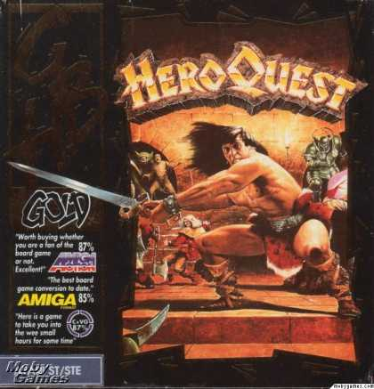 Atari ST Games - Hero Quest