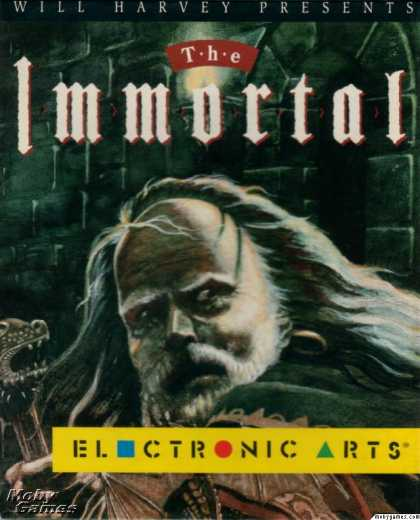 Atari ST Games - The Immortal