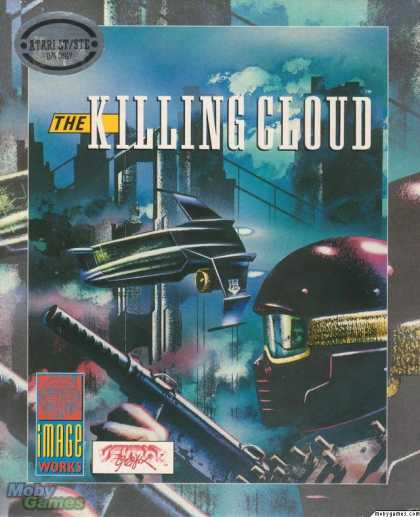 Atari ST Games - Killing Cloud