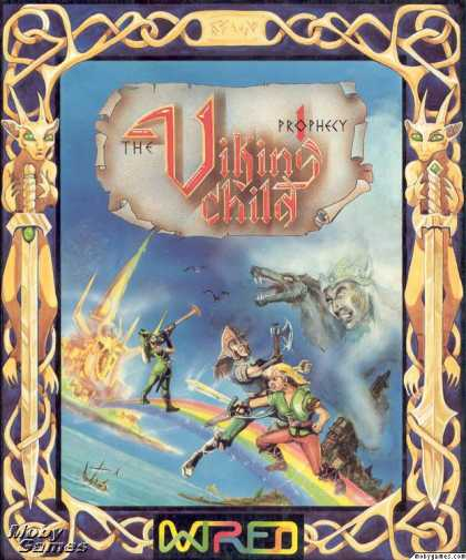 Atari ST Games - Prophecy 1: The Viking Child