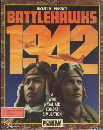 Atari ST Games - Battlehawks 1942