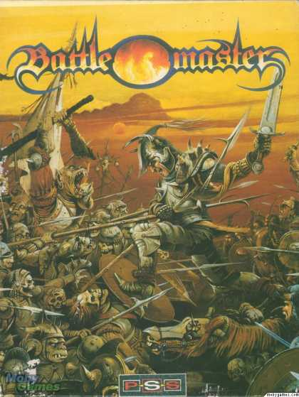 Atari ST Games - Battle Master