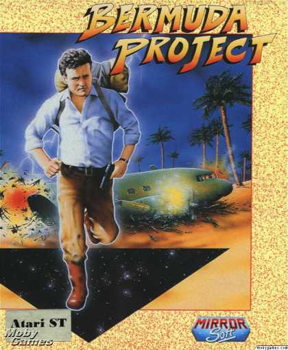 Atari ST Games - Bermuda Project