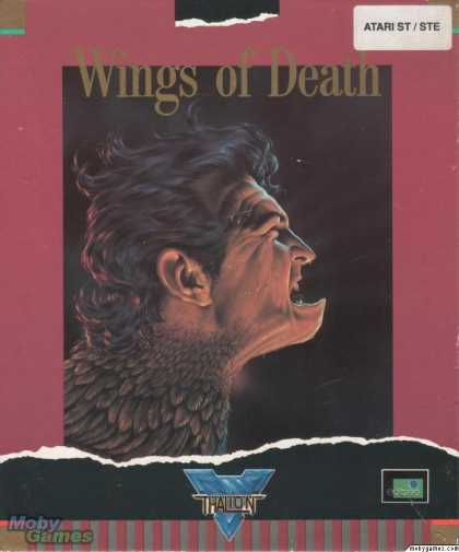 Atari ST Games - Wings of Death