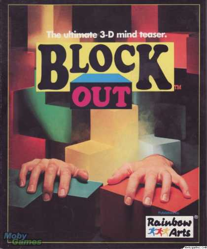 Atari ST Games - Blockout