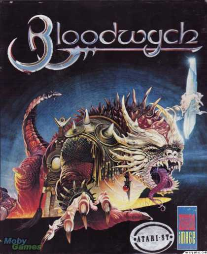 Atari ST Games - Bloodwych