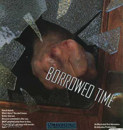 Atari ST Games - Borrowed Time