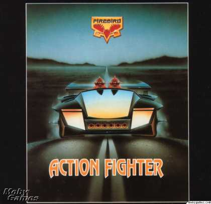 Atari ST Games - Action Fighter