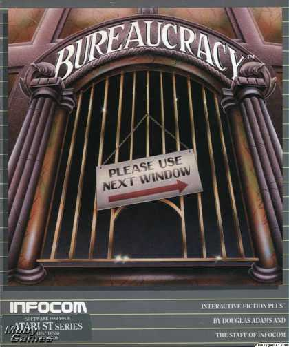 Atari ST Games - Bureaucracy