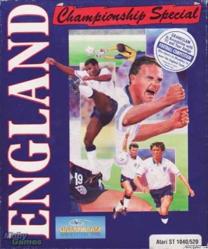 Atari ST Games - England Championship Special