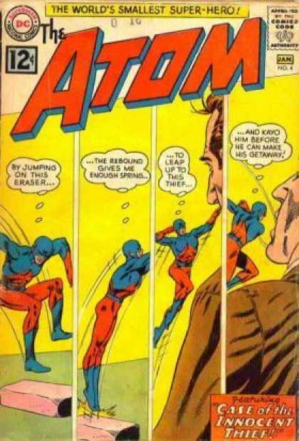 Atom 4 - Murphy Anderson