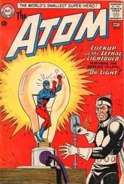 Atom 8 - Murphy Anderson