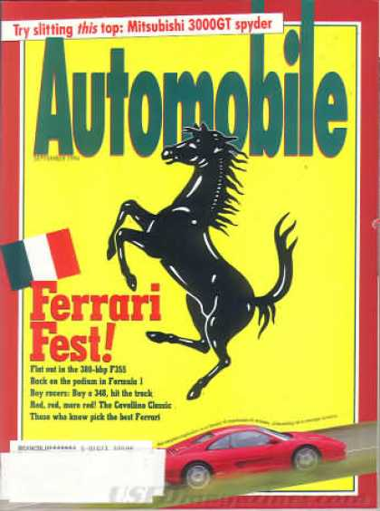 Automobile - September 1994