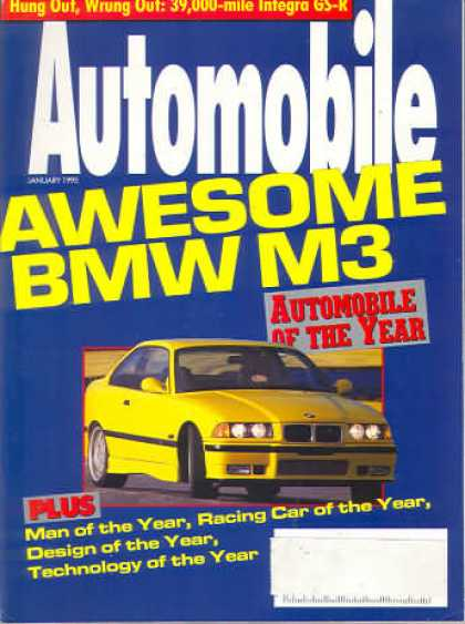 Automobile - January 1995