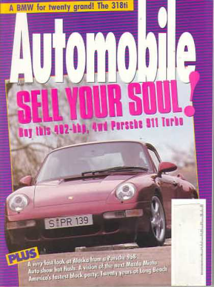 Automobile - May 1995
