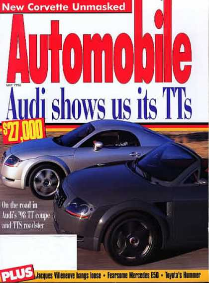Automobile - May 1996