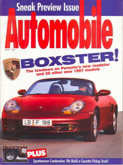 Automobile - June 1996