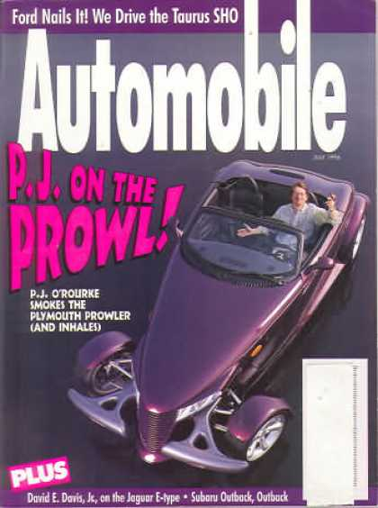 Automobile - July 1996
