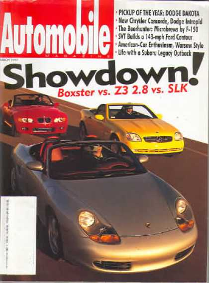 Automobile - March 1997