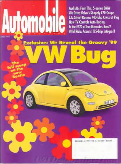 Automobile - June 1997