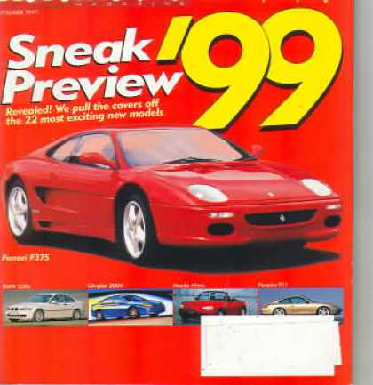 Automobile - September 1997